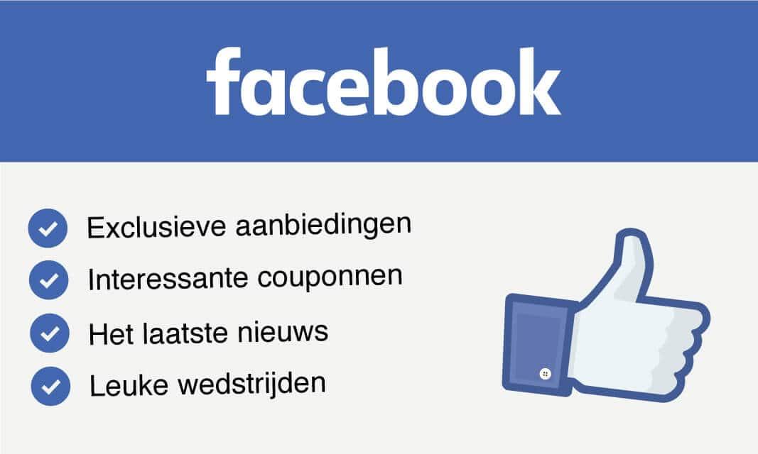 scooteronderdelen facebook korting