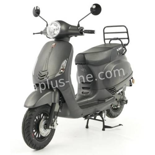 Kappenset China LX look a like/ Vx50 NEW FRONT - Mat zwart