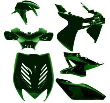 Aerox Kappenset - Groen (8 delig)