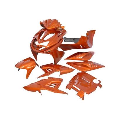 Aerox Kappenset STR8 - Orange (11 delig)