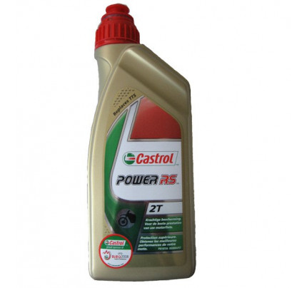Castrol Power RS - (Vervanger TTS)