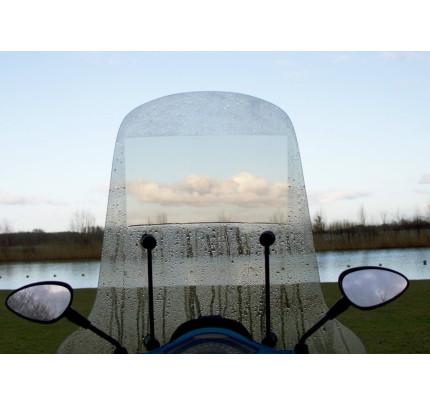 Nano shield windscherm (scooter)