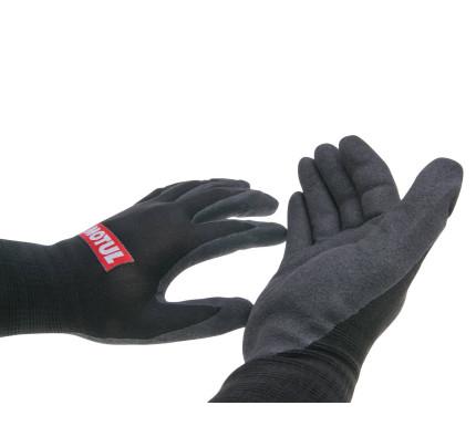 Werkplaats handschoenen Motul - Selecteer de maat