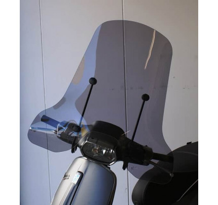 Windscherm Vespa Sprint origineel model - Smoke